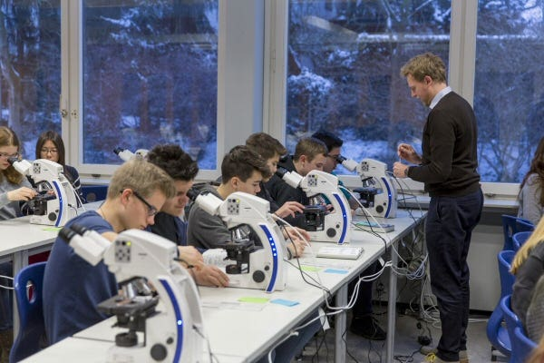 Digital classroom - Zeiss
