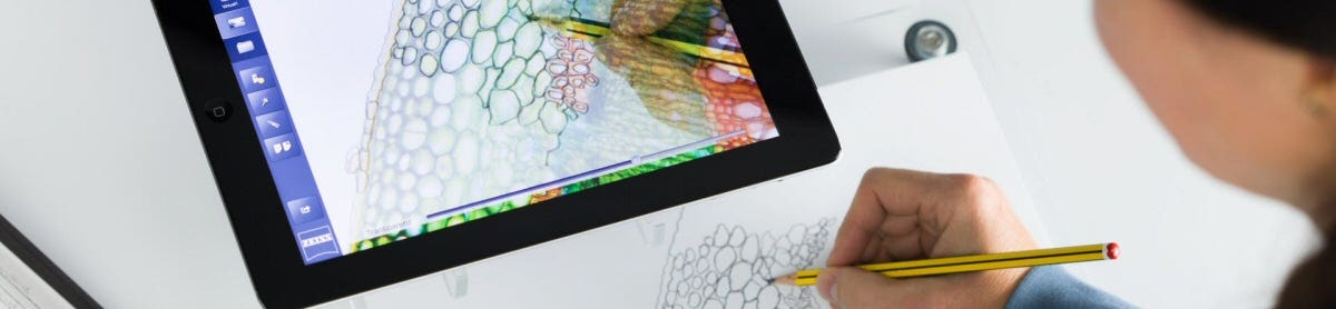 Zeiss - Digital Classroom - Application : Labstore 1