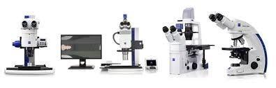 Zeiss - Gammes de microscopes