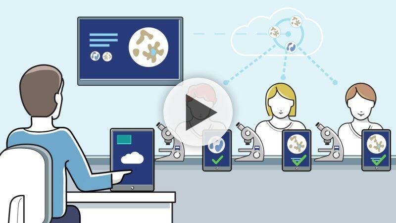 Zeiss - Digital classroom - Présentation
